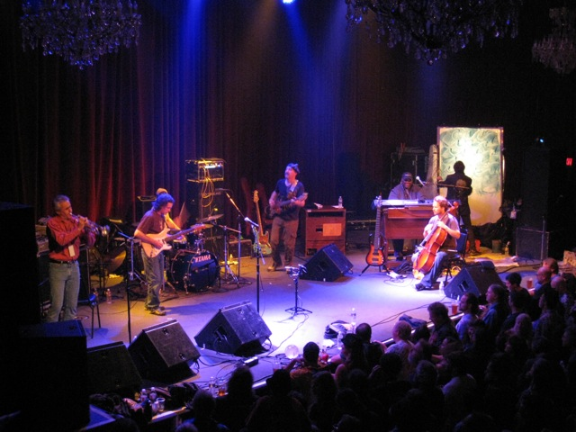 Steve Kimock Crazy Engine: The Fillmore